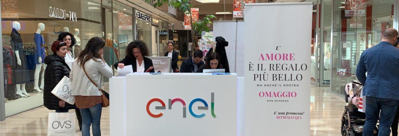 Corner Enel Centro Commerciale Mongolfiera di Taranto